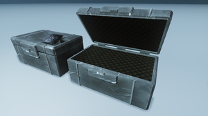 Basic ammo crate by Peskywaabbit