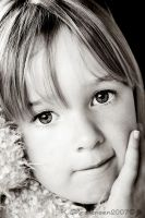 Portait of Paige BW .:2:. by Paigesmum