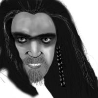 thorin (wip 8) by selftaughtartist1
