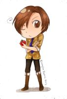Romano Sketch (colored) by CeryliaRectris