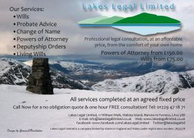Lakes Legal winter by Genesis2Revolution