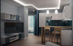 Small flat 003 by Geckly