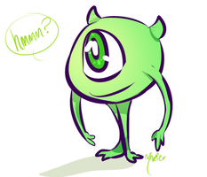 Mike by MimiMarieT