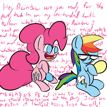 PArTYi ng by TheOlympicTeaBagger