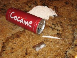 Cocaine by ChaoticChild555