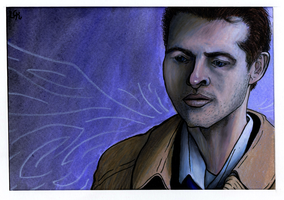 Castiel by DelusionInABox