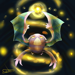 Crobat used Confusion Ray by LizardonEievui13