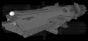 Essex Class Wip 14 by Jon-Michael-May
