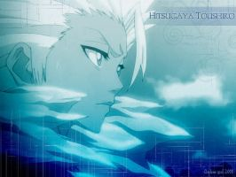 Bleach - Hitsugaya by Useless-girl