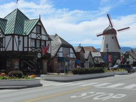 Solvang, California by mit19237