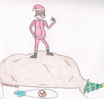 The Geek Who Stole Christmas by Screwed-In-The-Head