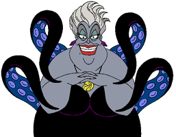 Ursula by FaGian