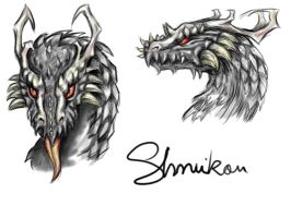 Shruikan by PencilLover