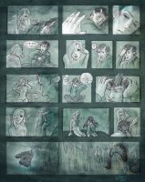 Faun and Nymph Storyboard by key-0