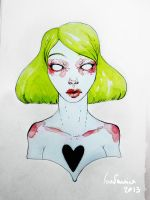gooey green by holly-masters