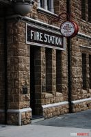 Fire Station by MikeRaats
