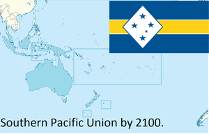 Southern Pacific Union of 2100 by GibbleGarp
