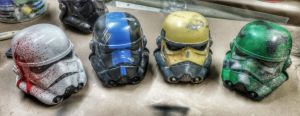 Renegade Troopers by Russ Adams by EscapeDesignFX