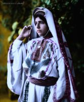 girl from ramallah by soufellou