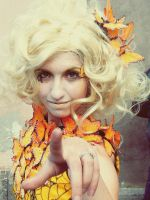 Effie Trinket cosplay by Juliet1992