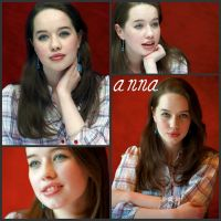 Anna Popplewell by angelprincess101