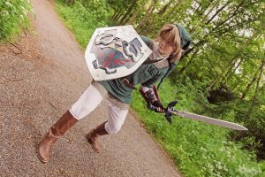 Legend of Zelda -  Spirit of the Hero by MerwillaCosplay