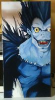 Ryuk - Death Note by Kabosha