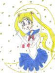 sailor moon by dgraymanlover17
