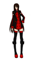 DGM: Chae's uniform design - Rei version by GazeRei
