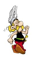 Asterix by Tazpire
