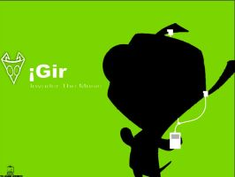 Gir Ipod Cartoon by Mayuchan619