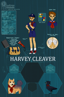 PDL - harvey cleaver by TealChina