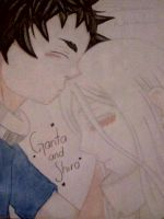 Shiro and Ganta (DW) by AbyVanEnvurio