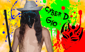 Cyber D. Gio by GIOVANNIMICARELLI