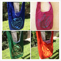 Avatar Hobo Bags by Raychull7