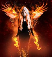 Fire Angel. by JasoBaw