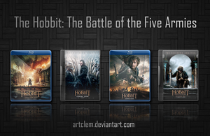 The Hobbit: The Battle of the Five Armies (2014) by ArtClem