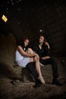 ISdN - Hades and Persephone 2 by laether-mad