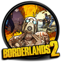 Borderlands 2 (Remade) - Icon by Blagoicons