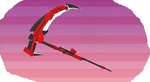 MMD RWBY Crescent Rose by MMD3DCGParts