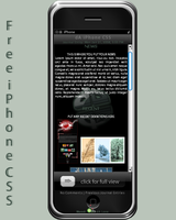 dA iPhone CSS by Jamaal10