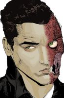 Two Face by Elayem