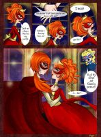 Diary of princess: page 7 by G3N3