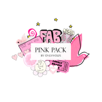 Pink Pack / Pack Rosa [Pack #7] by OnlyWolfs