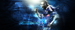 William Gallas by GxHB