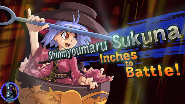 Touhou- Shinmyoumaru Sukuna Inches to Battle! by GamefreakDX