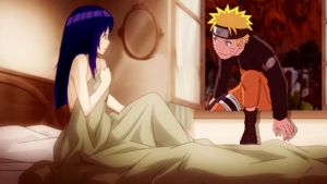 NaruHina late night 2 by 777luck777