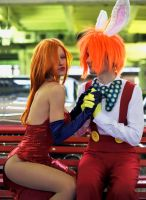 Jessica y Roger Rabbit 2 by diacita