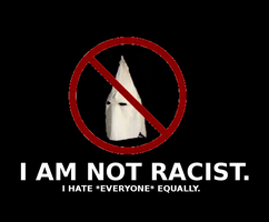 NOT Racist by paradigm-shifting