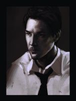 Keanu Reeves as Constantine by ReneAigner
